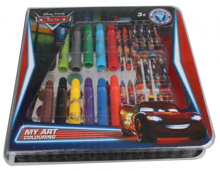 Disney Cars My Art kleurset 51 delig