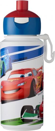 Disney Cars Pop up beker world grand prix 275 ml rood/blauw