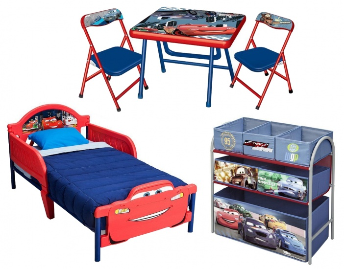 Disney Cars Slaapkamer Set 5 Delig Disney kopen