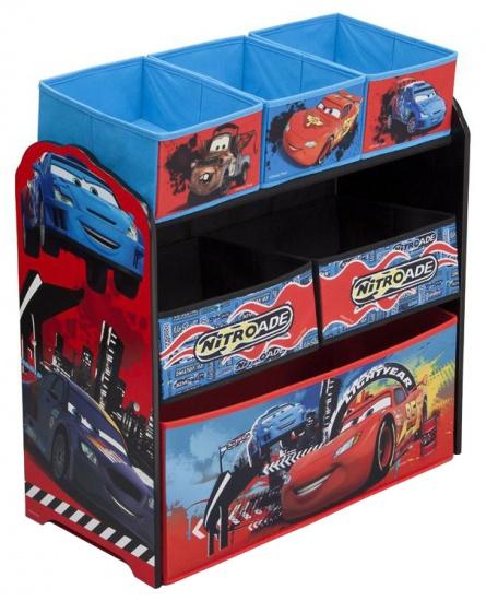 Disney Cars Speelgoed Opbergkast