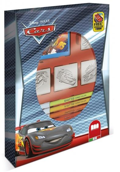 Disney Cars Stempelset 12 Delig