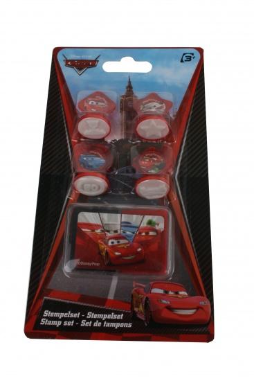 Disney Cars Stempelset 5 stuks