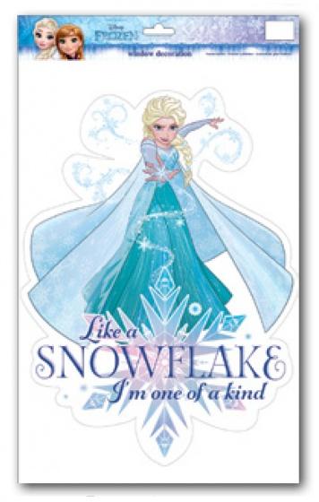 Disney decoratiesticker Frozen 48 x 29 cm