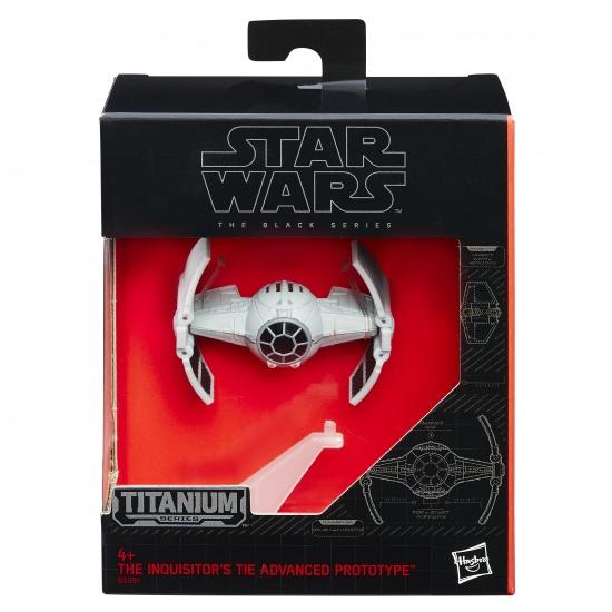 Hasbro Die cast vehicle Star Wars: Advanced Prototype