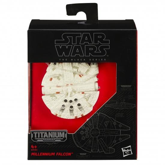 Hasbro Die cast vehicle Star Wars: Millenium Falcon