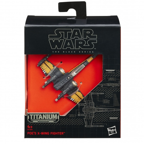 Hasbro Die cast vehicle Star Wars: X Wing Fighter