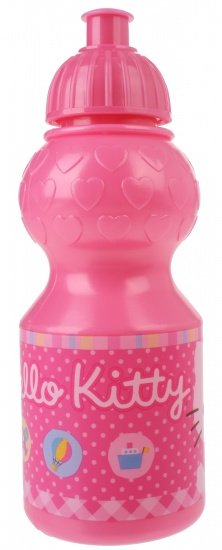 Disney Drinkbeker Hello Kitty 350 ml roze