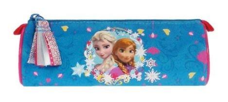 Disney Etui Frozen Season Beauty Blauw 7 x 20 x 7 cm