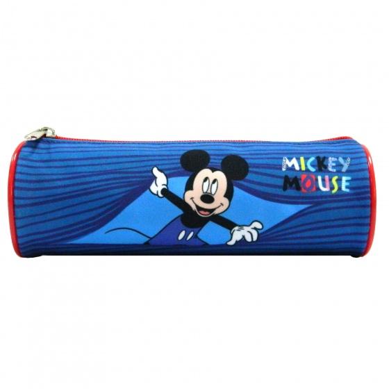 Disney etui Mickey Mouse 22 x 7 cm blauw