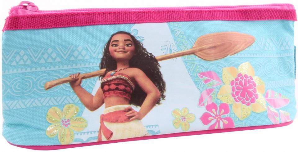 Disney etui Vaiana roze 20 x 9 x 7 cm