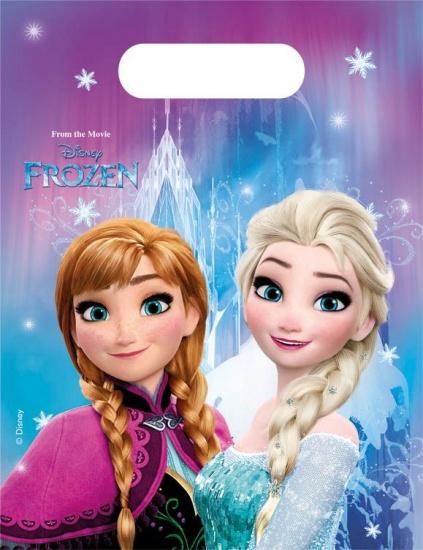 Disney Feestzakjes Frozen lights 6 stuks