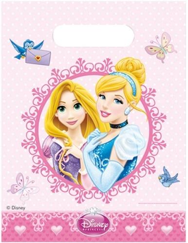 Disney Feestzakjes Princess 6 Stuks
