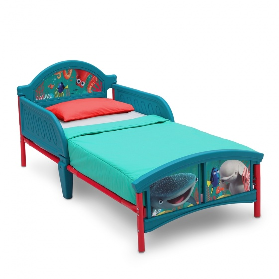 Disney Finding Dory bed junior 135 x 74 x 66 cm