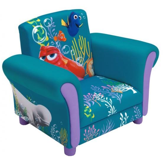 Disney Finding Dory stoel 45 x 47 x 60 cm