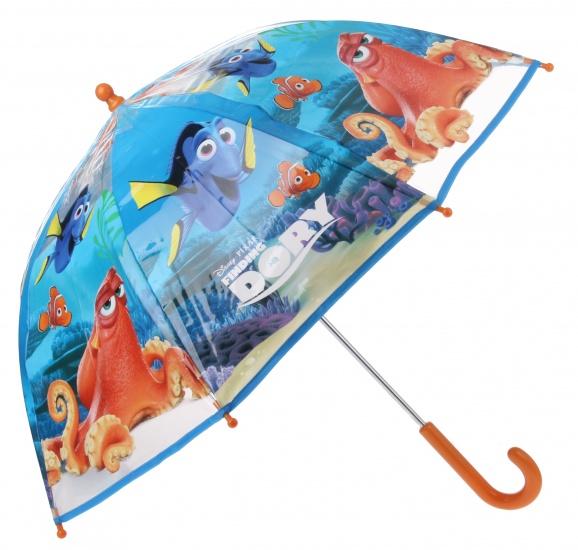 Disney Finding Dory paraplu meisjes blauw 65 cm