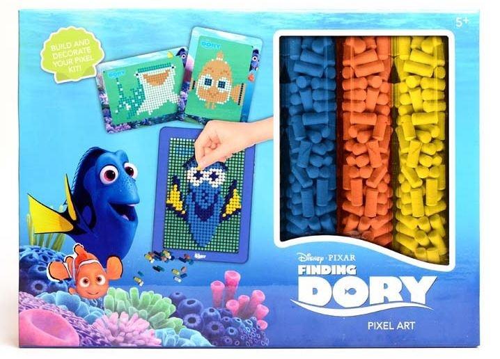 Disney Finding Dory pixel kunst