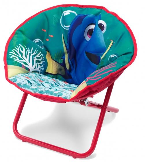 Disney Finding Dory stoel junior rood 52 x 46 x 45 cm