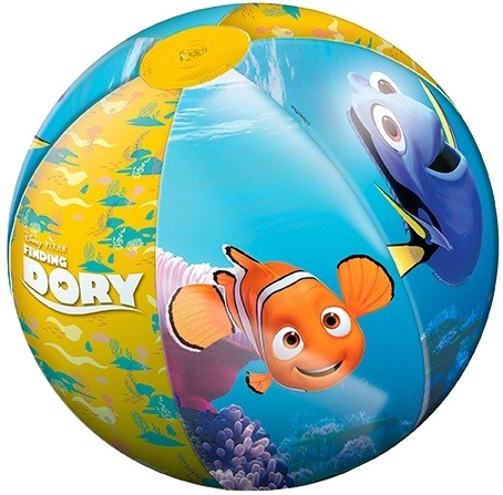 Disney Finding Dory strandbal blauw 50 cm