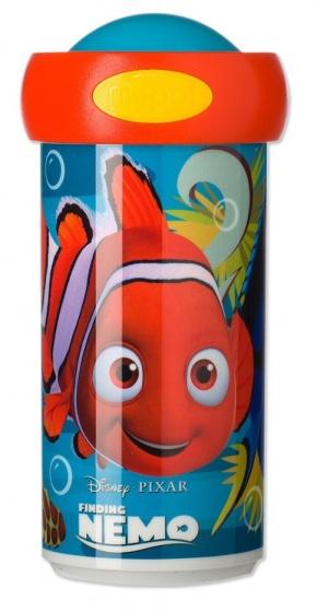 Rosti Mepal schoolbeker Finding Nemo 275 ml blauw