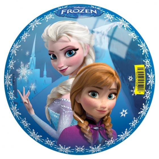 Disney Frozen bal blauw 23 cm