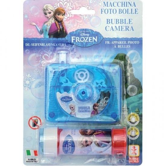Disney Frozen bellenblaas camera 60ml