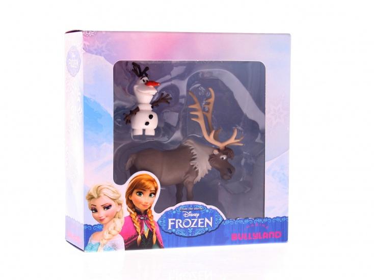 Disney Frozen Slaapkamer : Disney Frozen Bullyland Figuren: Olaf En ...