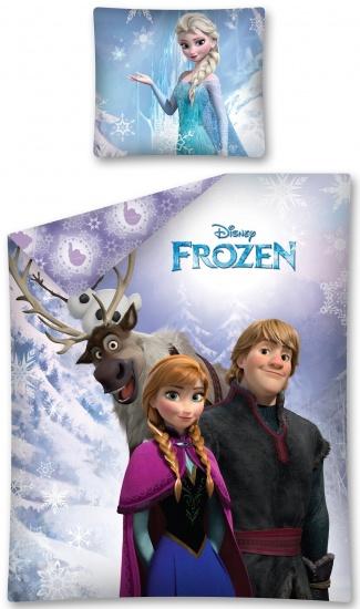 Disney dekbedovertrek Frozen 140 x 200 cm