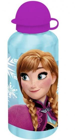 Disney Frozen drinkbeker aluminium 500 ml blauw/paars