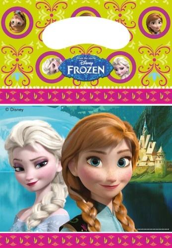 Disney Frozen Servetten 33X33CM 20 Stuks