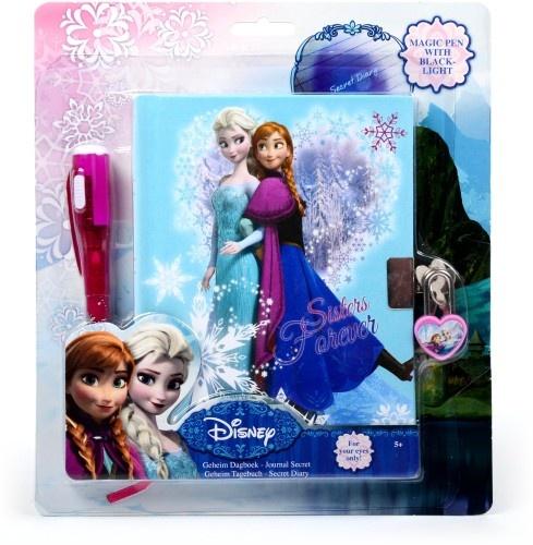 Disney Frozen geheimdagboek met UV pen