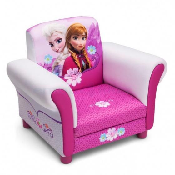 Disney Frozen Gestoffeerde Stoel Roze
