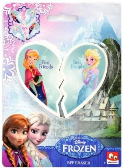 Disney Frozen gumset Best Friends Forever