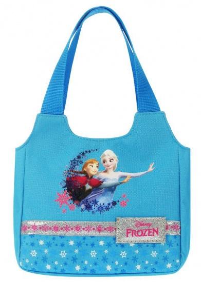 Disney Frozen Handtas Graceful 18 x 18 x 7 cm blauw