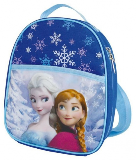 Disney Frozen Kinder koelrugzak 3D blauw 25 x 21 x 13 cm