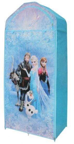 Disney Frozen kledingkast meisjes blauw 157 x 70 x 43 cm