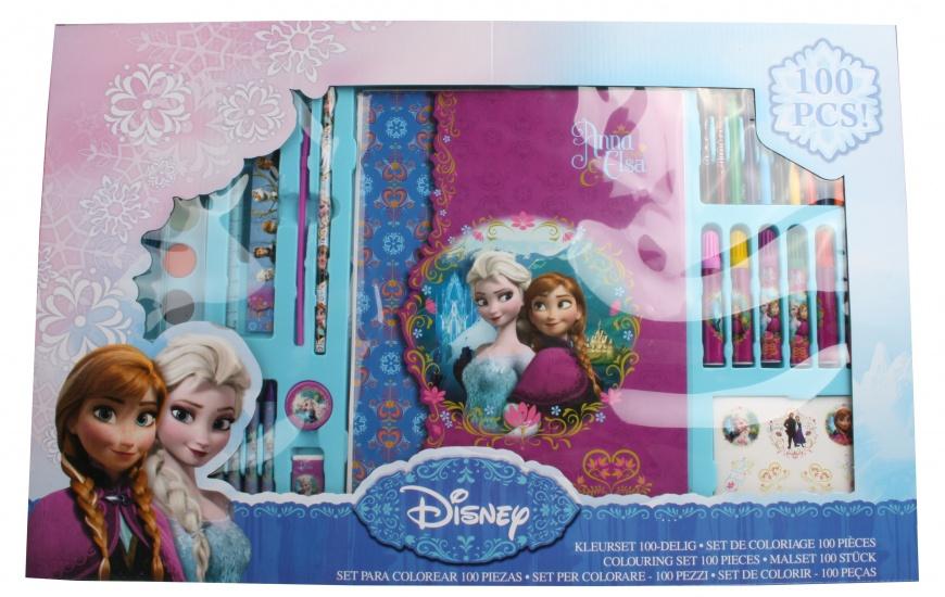Disney Frozen Kleurset 100 delig