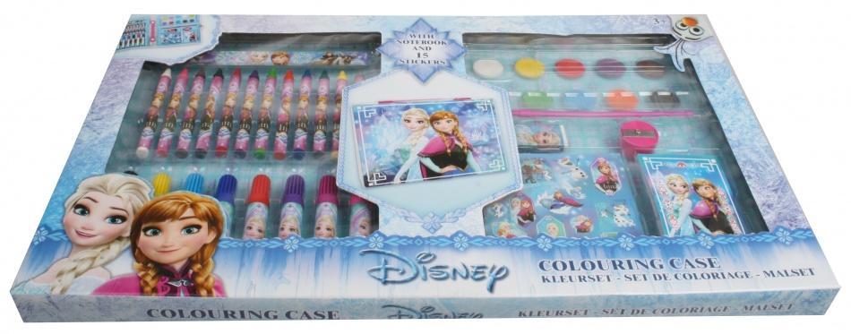 Disney Frozen Kleurset 50 delig