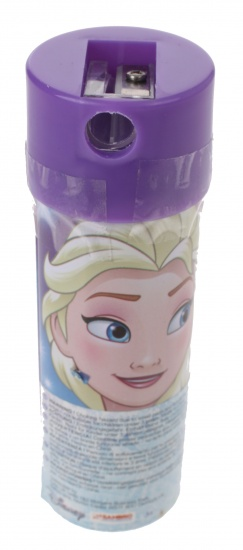 Disney Frozen kleurset meisjes blauw 12 delig