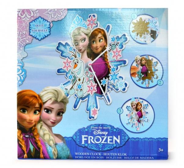 Disney Frozen Klok 25 cm