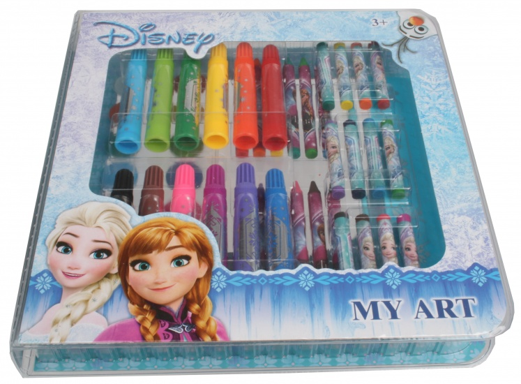Disney Frozen My Art kleurset 51 delig