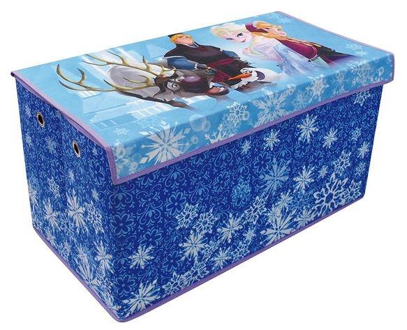 disney gefrorene aufbewahrungsbox blau 76 x 40 x 40 cm internet toys. Black Bedroom Furniture Sets. Home Design Ideas