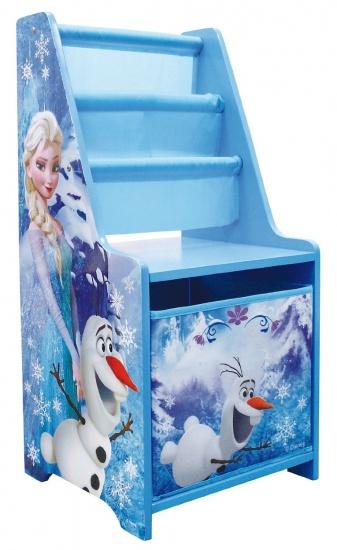 Disney Frozen Opbergkast meisjes blauw 74 x 35,2 x 5,8 cm