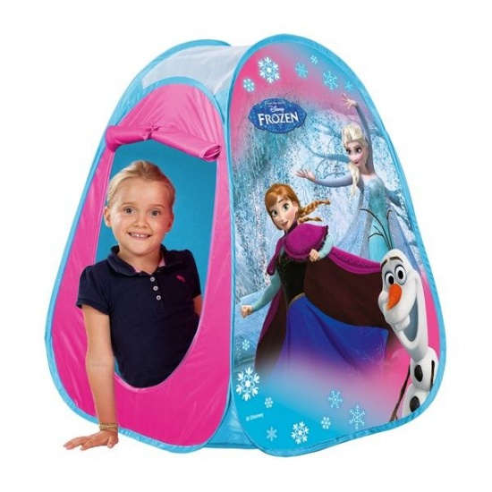 Disney Frozen pop up speeltent 75 x 75 x 90 cm