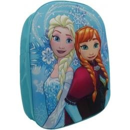 Disney Frozen rugzak 24 x 30 x 8 cm lichtblauw