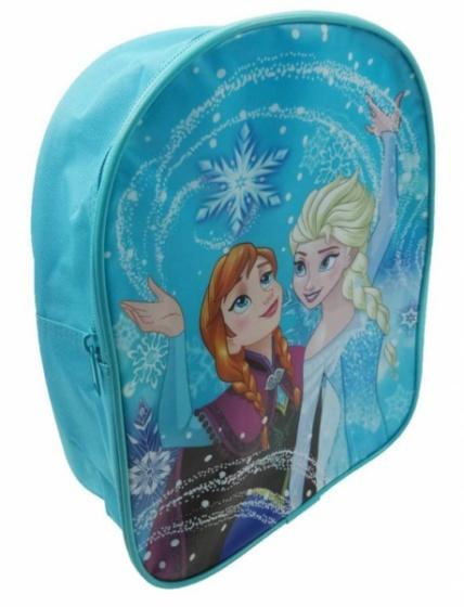 Disney Frozen rugzak 24 x 30 x 9 cm lichtblauw