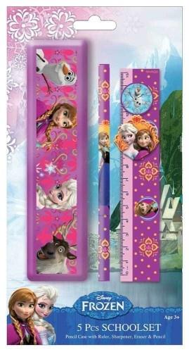 Disney Frozen Schrijfset 5 Delig