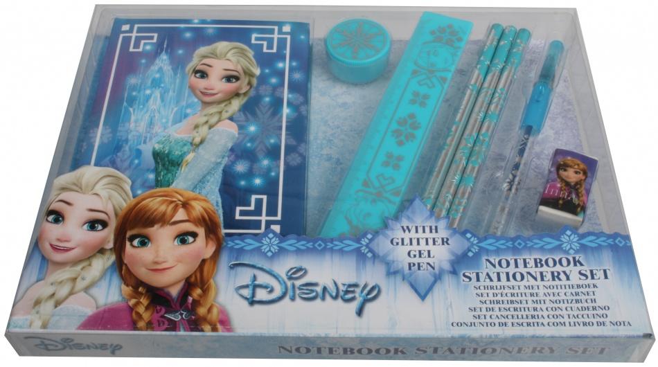 Disney Frozen Schrijfset met notaboekje