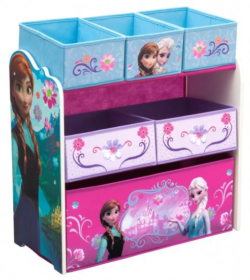 Disney Frozen Speelgoed Opbergkast