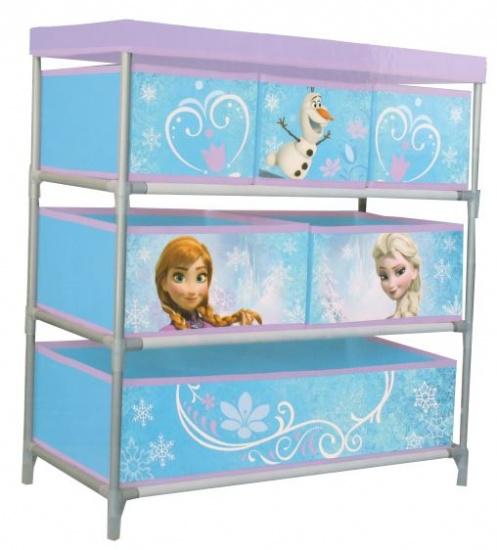 Disney Frozen Speelgoed Opbergkast 65 x 60 x 30 cm