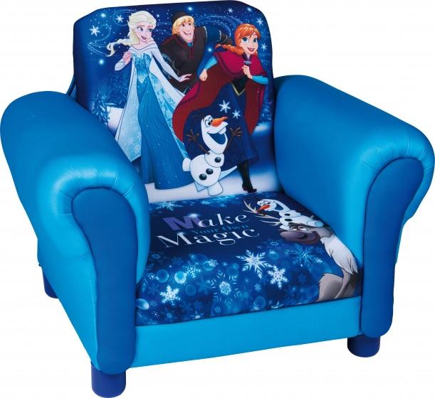 Disney Frozen stoel meisjes 57 x 42 x 45 cm blauw kopen